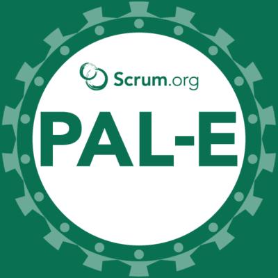 PAL-E badge