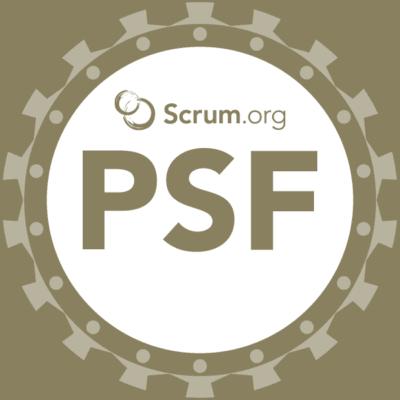 PSF badge