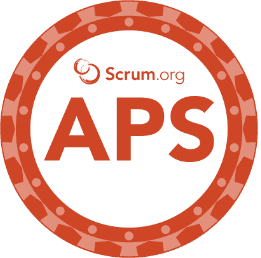 APS badge