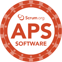 APS Software badge