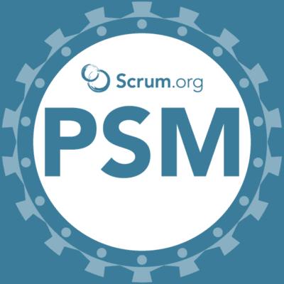PSM badge