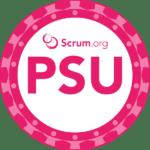 PSU badge